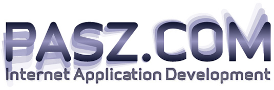 PASZ.COM INTERNET APPLICATION DEVELOPMENT